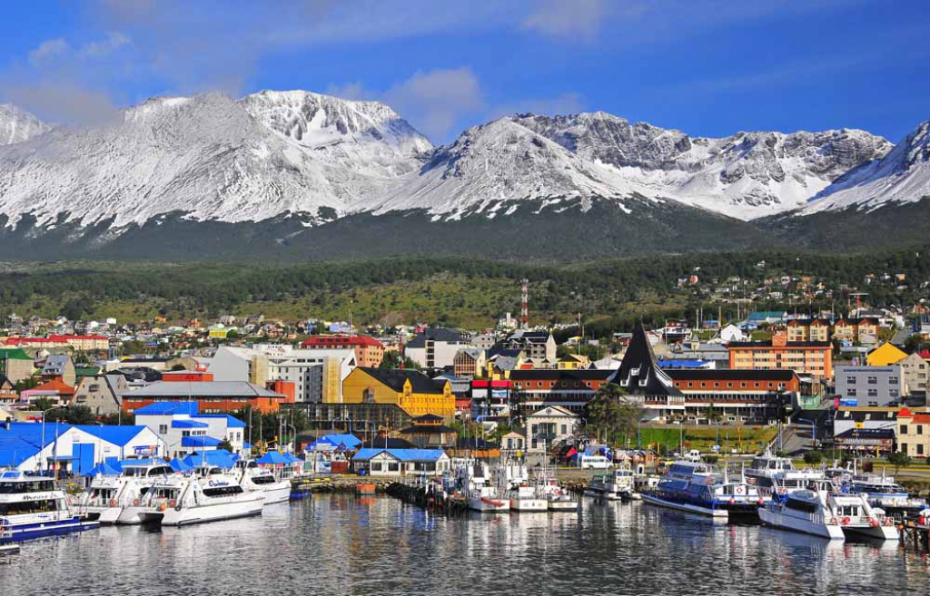 Ushuaia: Where The Map Ends