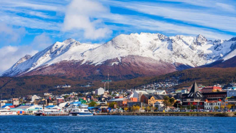 Three Hotels To Rest In Ushuaia