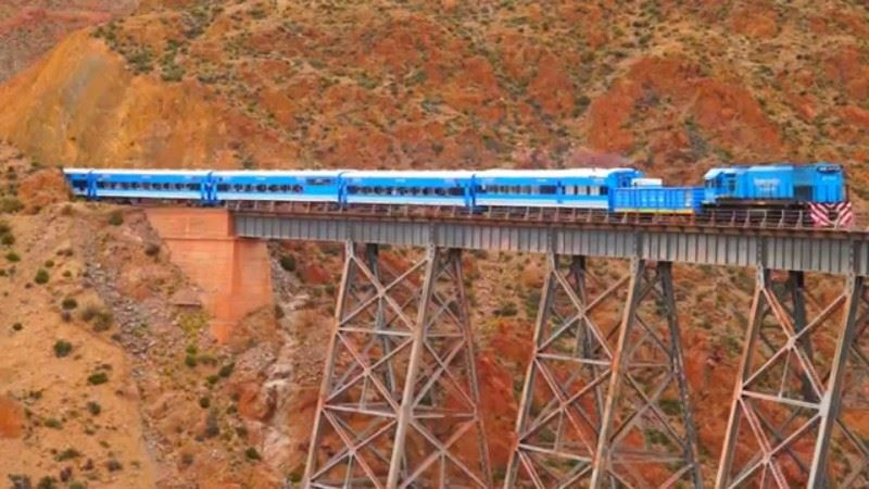 Argentina On Track