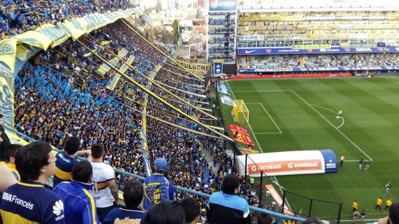 Attending Any Football Match In Argentina Is A Unique Experience