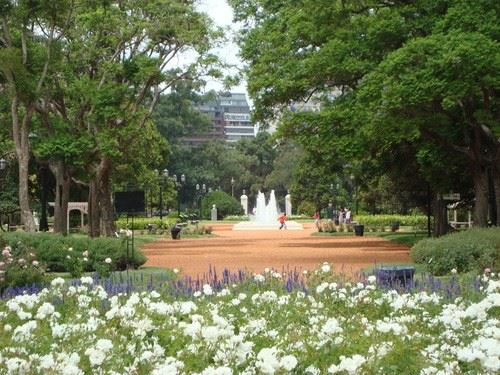 Bosques De Palermo, Where History Springs