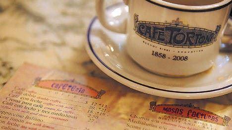 Buenos Aires Traditional Cafés