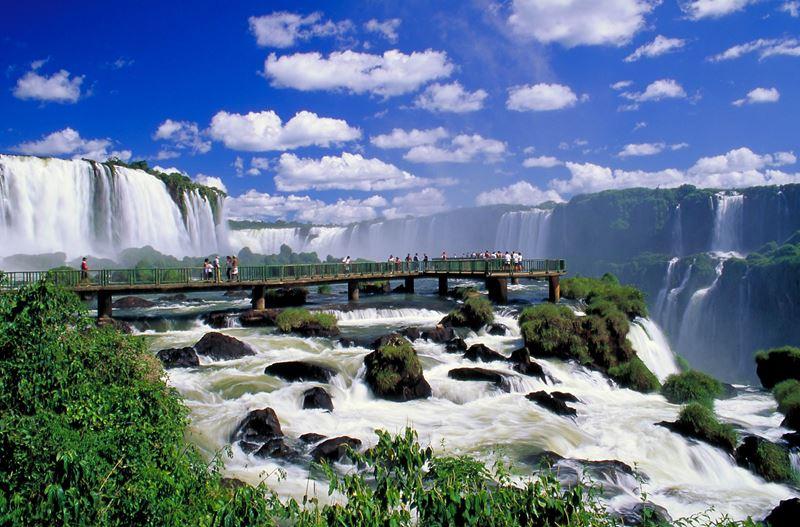 CATARATAS DEL IGUAZÚ: EL DESTINO ELEGIDO POR LOS TURISTAS