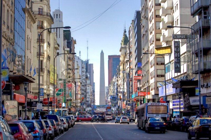 Corrientes, The Avenue That Never Sleeps