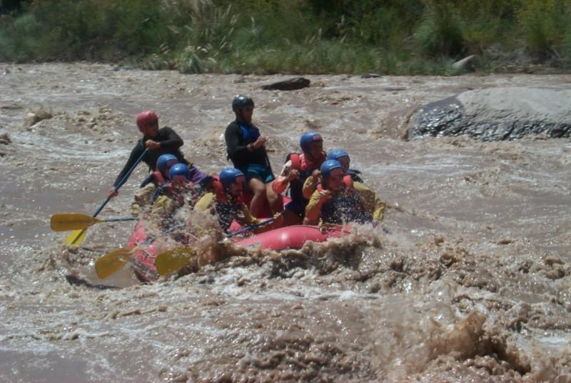 Donde Hacer Rafting En Argentina