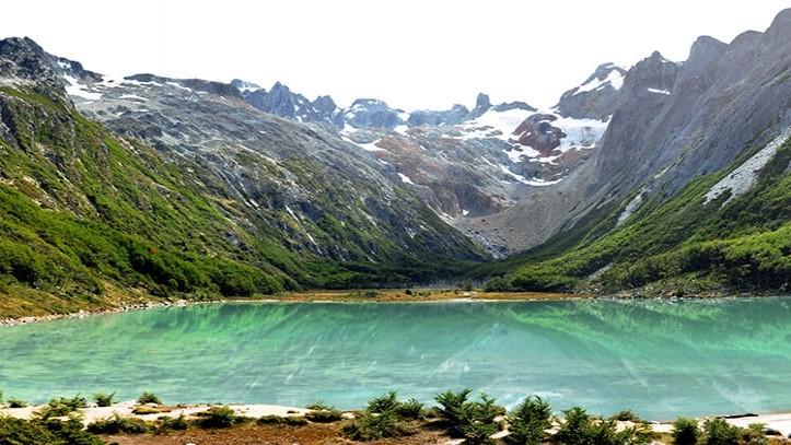 Emerald Lagoon A Hidden Treasure In Ishuaia