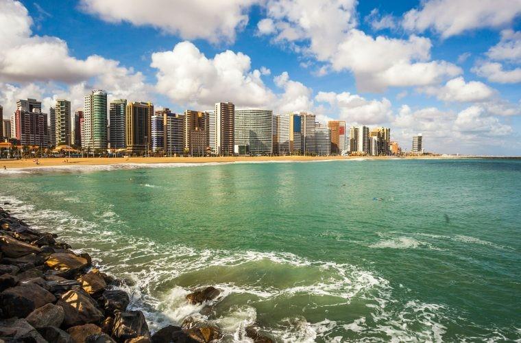 Fortaleza, Fun And Sun Rising In Brazil