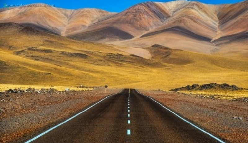 Los Seismiles Route, No Words To Describe Natural Beauty In Argentina