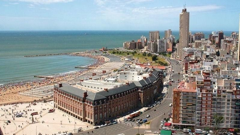 Mar Del Plata Has Attractions For Everyone, Both Day And Night