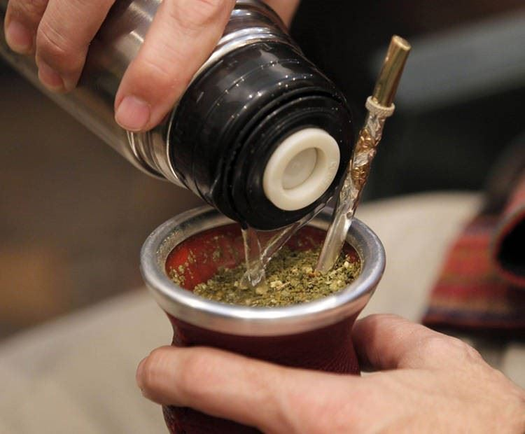 Mate, An Infusion To Share