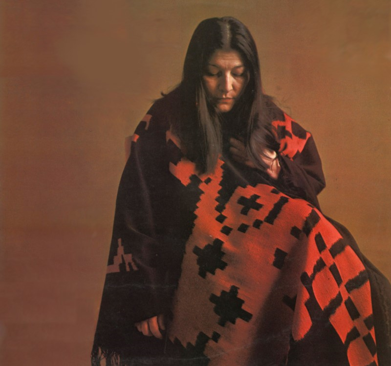 Mercedes Sosa, With A Shout In Her Voice