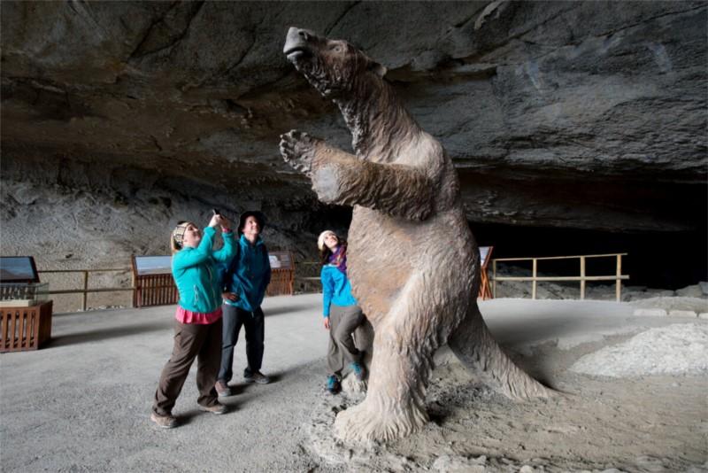 Milodón Cave Prehistoric Evidences In Chile