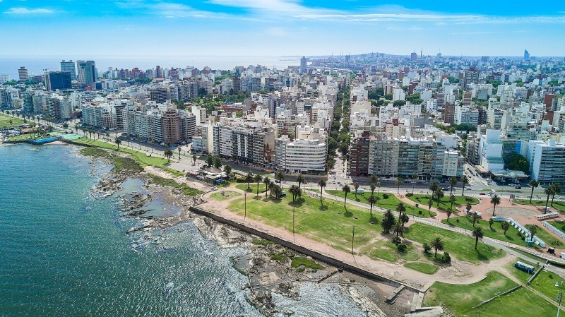 Montevideo A Full Of Green City