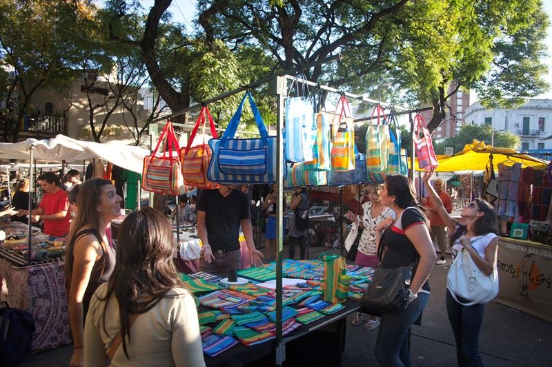 Plaza Serrano And Its Boho-chic Atmosphere