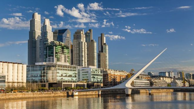 Puerto Madero, The Modern Corner Of Buenos Aires