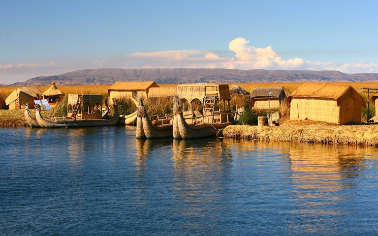 Puno A City On The Shore Of Lake Titicaca