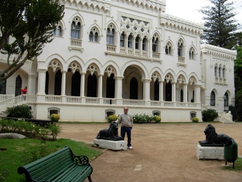 Quinta Vergara, A Park, A Palace, A Museum In Viña Del Mar, Chile