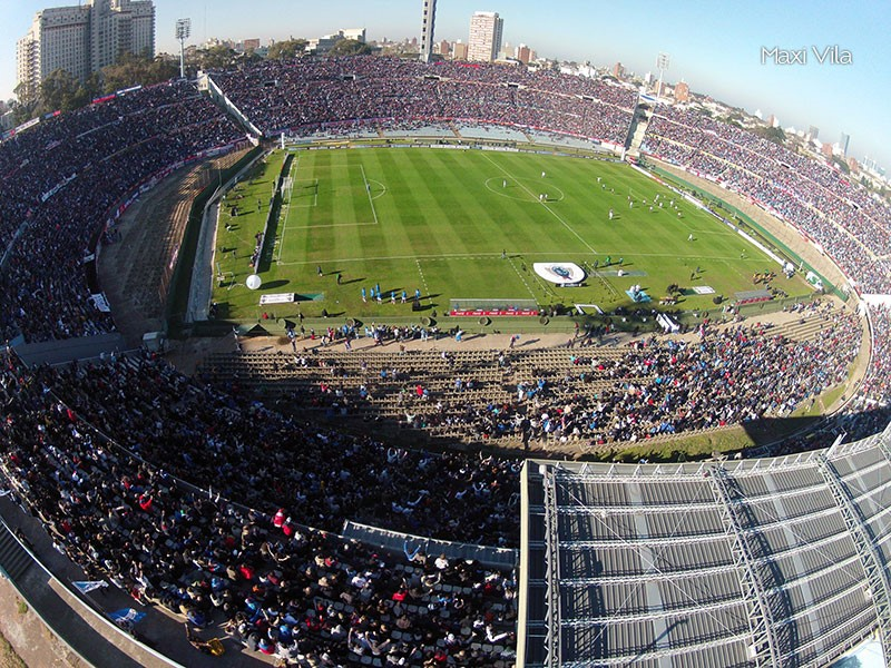 Sit A While At The Centenario Stadium In Uruguay And Ponder On The History