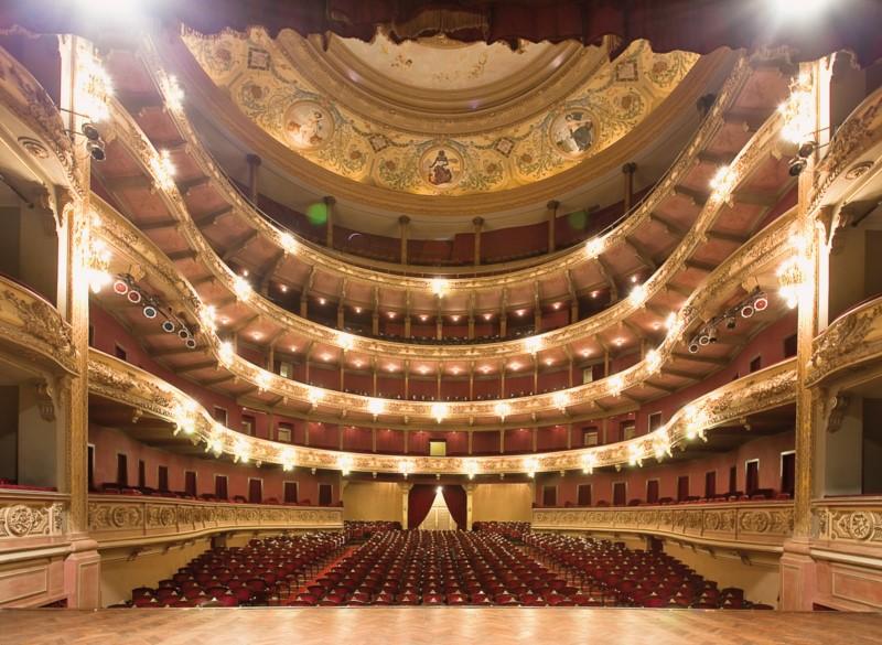 Teatro El Círculo, A Gem To Visit In Rosario, Argentina