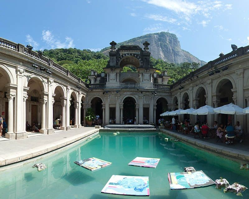 The Lage Park Provides An Unforgettable Rio De Janeiro Charming Experience