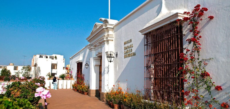 The Larco Museum In Lima, A Pleasant Moment Of Learning