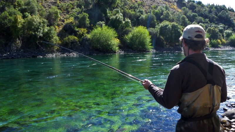 The Limay River, The Very Best River For Fun And Fishing