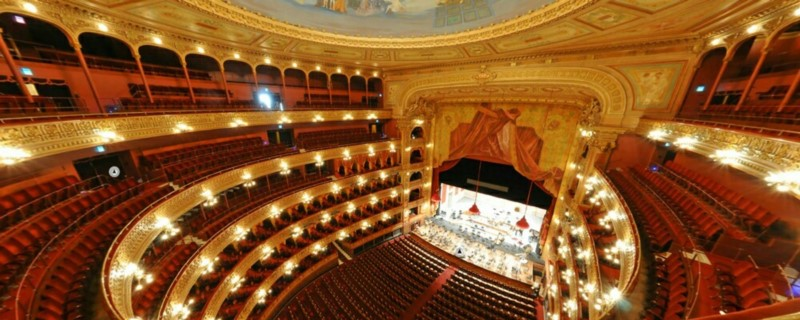 The Teatro Colón In Buenos Aires Is One Of The Best Opera Houses In The World