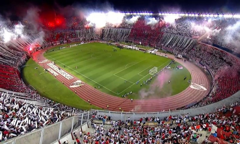 Unforgettable Moments Of Glory And Drama At The Monumental Stadium In Argentina