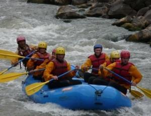 Urubamba River Rafting