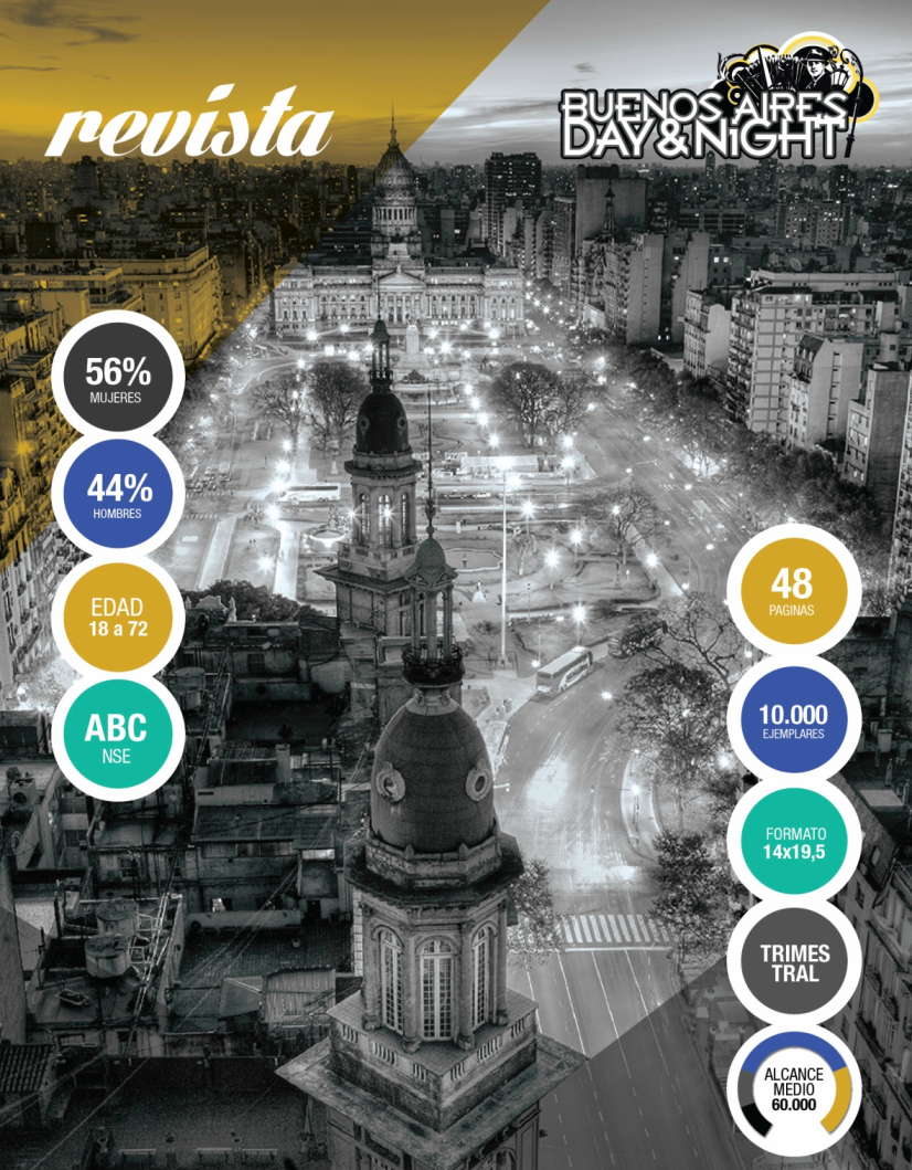 Revista Buenos Aires Day & Night